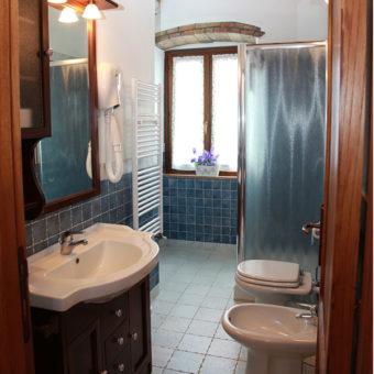 bagno appartamento Martana